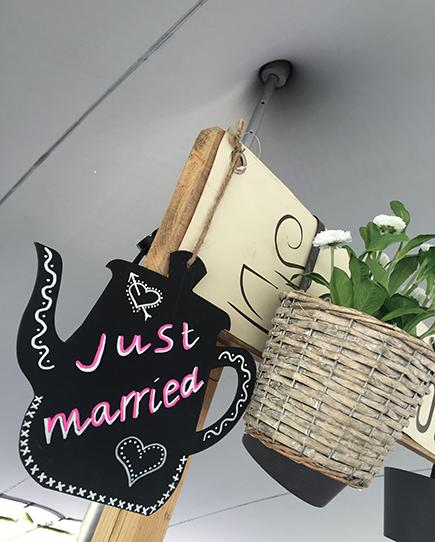 barista feesten bruiloften en partijen